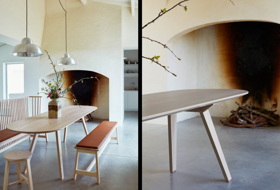 Studioilse_Together Dining Table by De La Espada - Aptos Cruz Galleries Adelaide