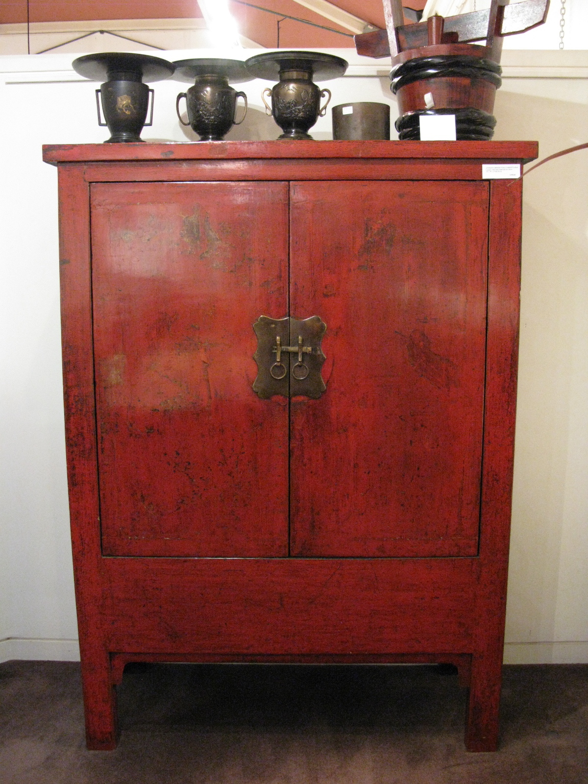 Antique tall cabinets gallery categories aptos cruz for Oriental furniture for sale
