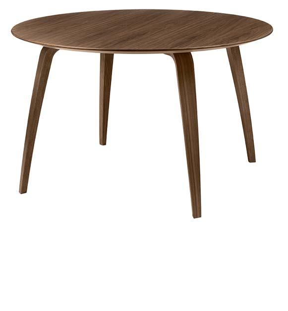 Gubi Table Round Aptos Cruz