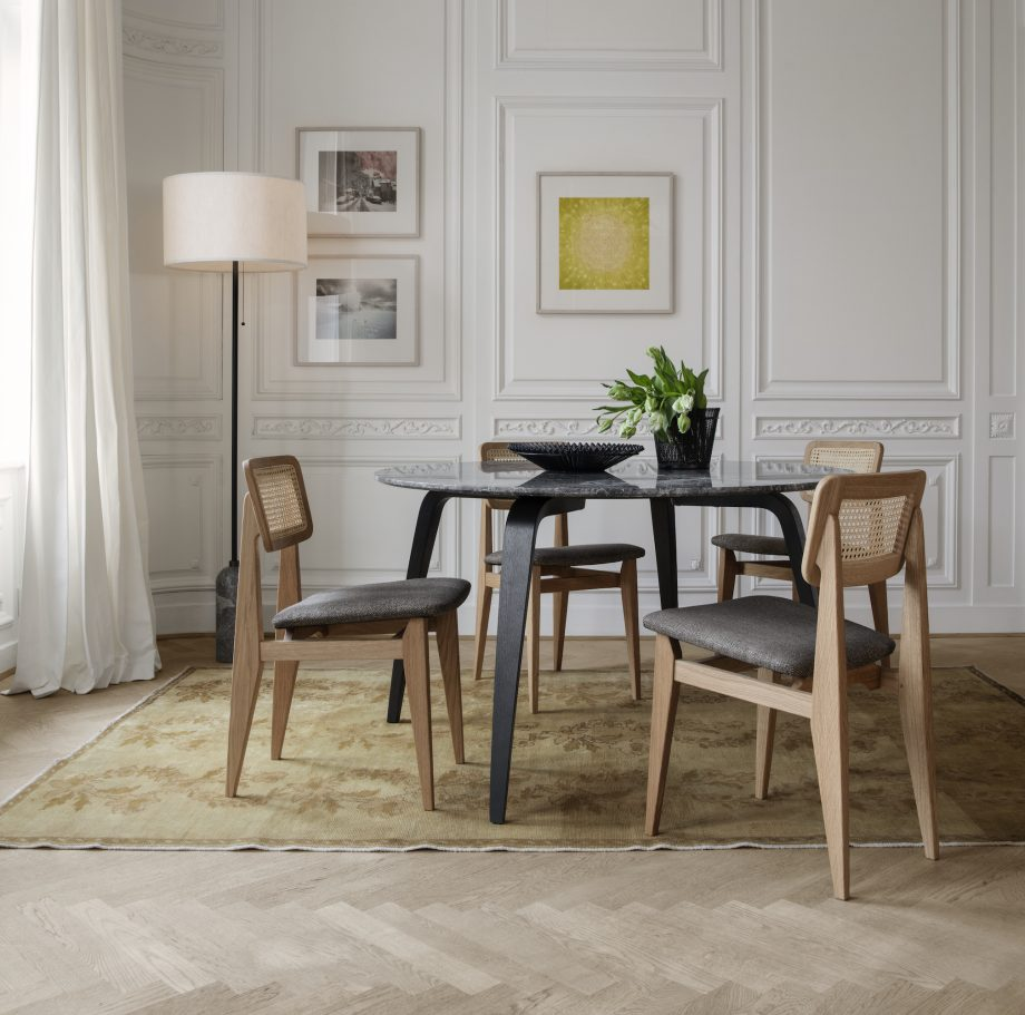 C-Chair Dining Chair by Gubi